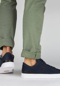 Blackstone - Sneakers - dark/blue denim - 3