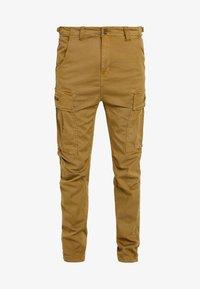 SQUAD - Cargo trousers - khaki
