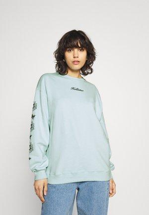 CHAIN - Sweatshirt - mint