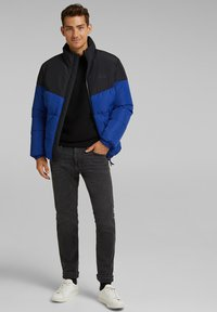 edc by Esprit - Winter jacket - blue - 1