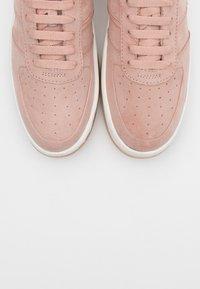 LOVE OUR PLANET by NOVI - FREIA - Sneakersy niskie - blush - 4
