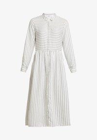 Envii - ENHARRY DRESS - Vestido camisero - white/black - 6
