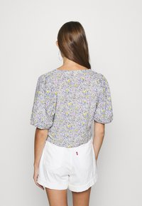 Levi's® - HOLLY BLOUSE GARDEN DITZY - Bluser - monrovia lavender / frost - 2