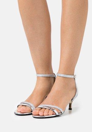 CODE - Sandals - argento