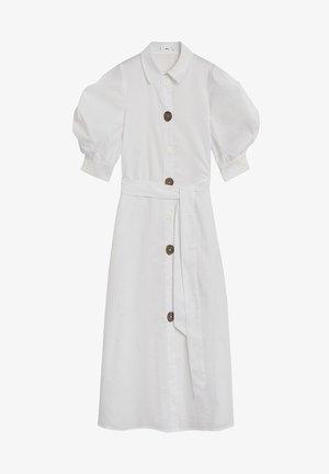 TOMMY-A - Shirt dress - weiß