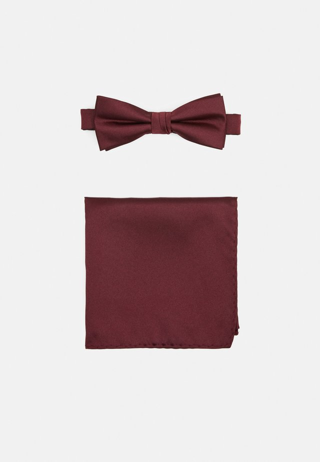 SLHNIGHT NEW BOWTIE SET - Mouchoir de poche - winetasting