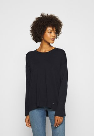 1/1 SLEEVE - Jumper - marine