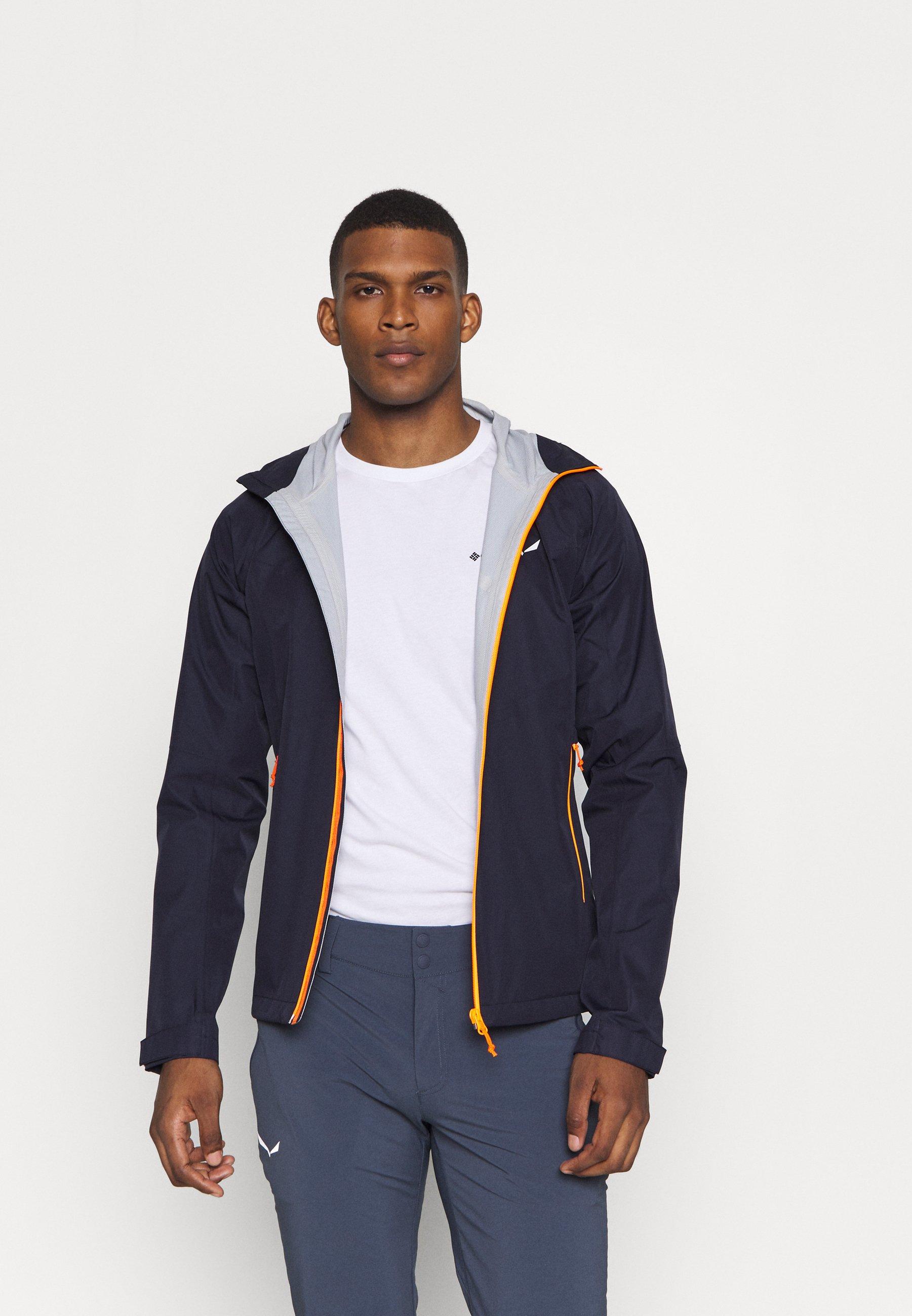 Men PUEZ - Waterproof jacket