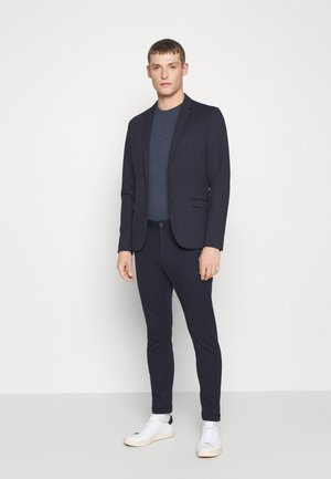 SUPERFLEX SUIT - Suit - navy mix