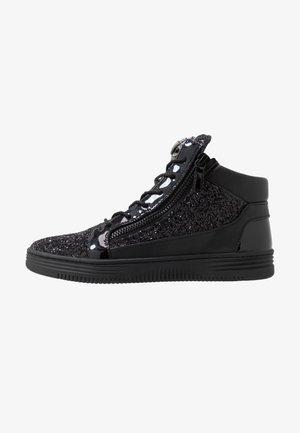 JACOBS - Sneakers alte - black