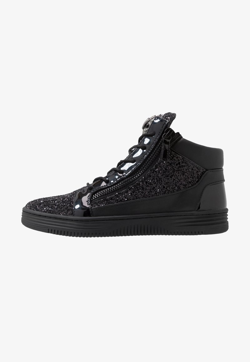 Kurt Geiger London - JACOBS - Sneakersy wysokie - black