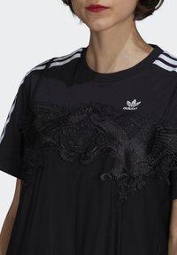 adidas Originals - Jerseykjoler - black - 4