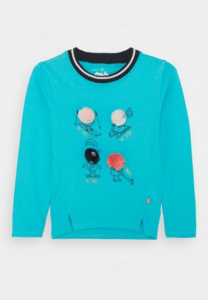 GIRLS  - Long sleeved top - turquoise