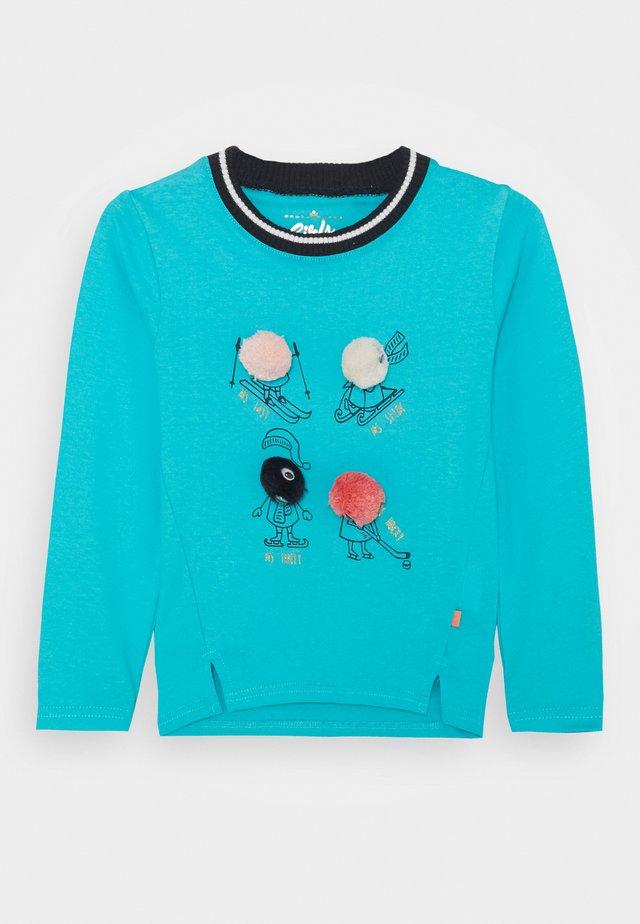 GIRLS  - Långärmad tröja - turquoise