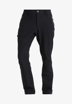 ACTIVATE MEN - Outdoor trousers - black
