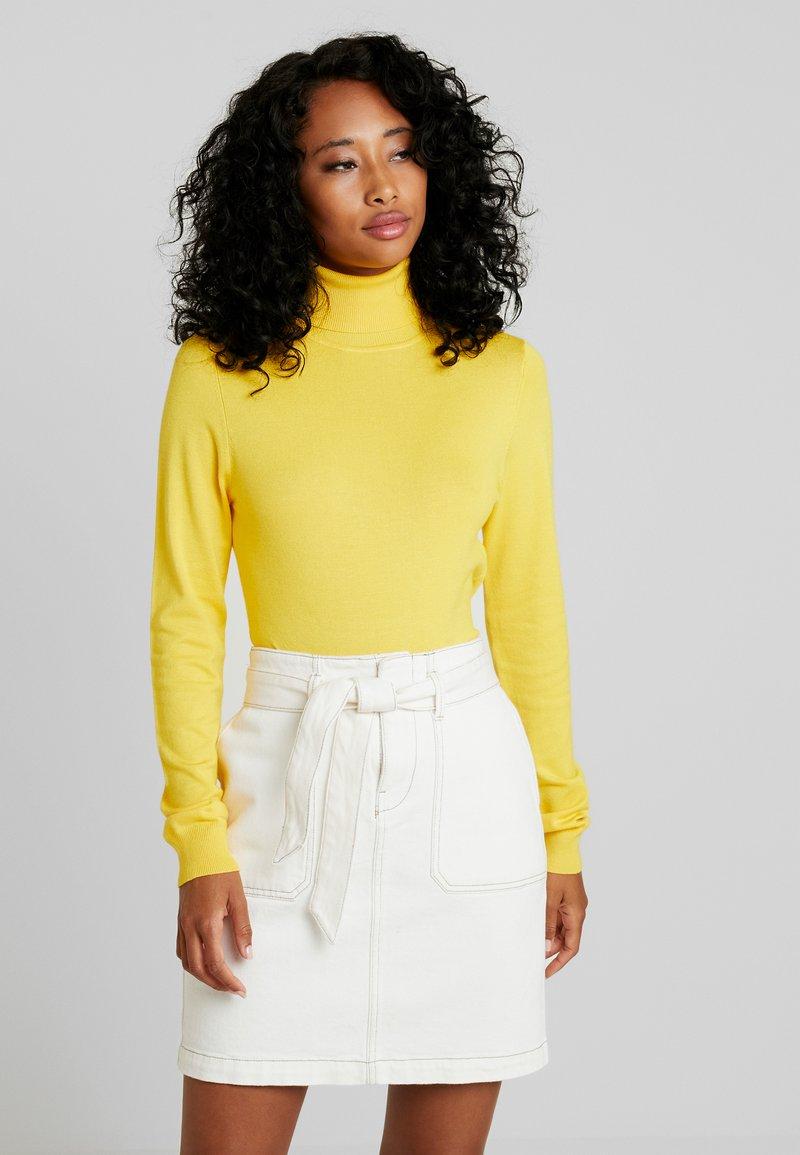 Even&Odd - Jumper - yellow