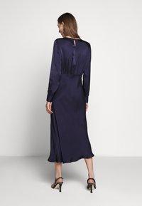Bruuns Bazaar - SOPHIE AURORA DRESS - Juhlamekko - night sky - 2