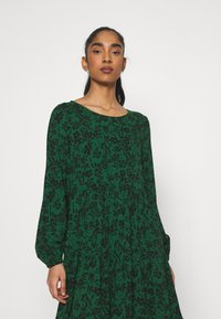 Even&Odd - Day dress - green/black - 3