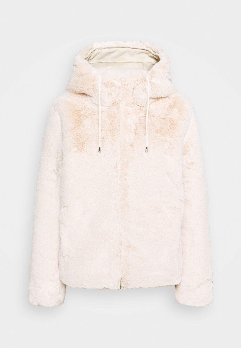 maje - BAYAPO - Winter jacket - ecru