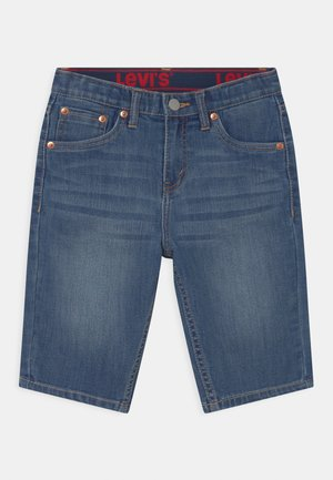 PERFORMANCE  - Jeans Short / cowboy shorts - blue denim
