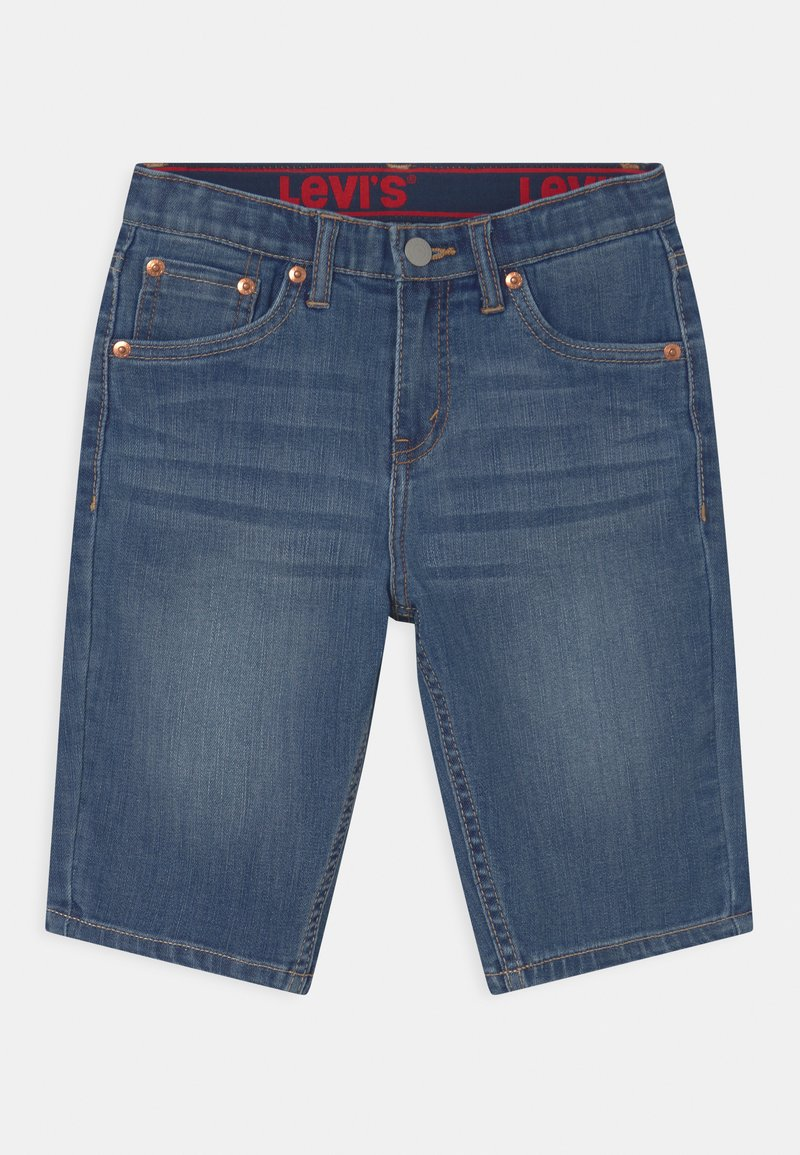 Levi's® - PERFORMANCE  - Jeansshort - blue denim