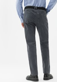 BRAX - STYLE LUKE - Jeans Straight Leg - gray - 1