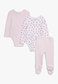 Guess - BABY SET - Baby gifts - white/pink - 1