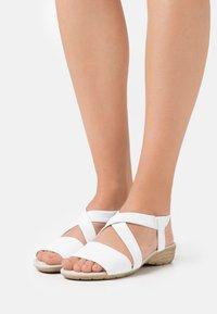 Gabor - Sandals - weiß - 0