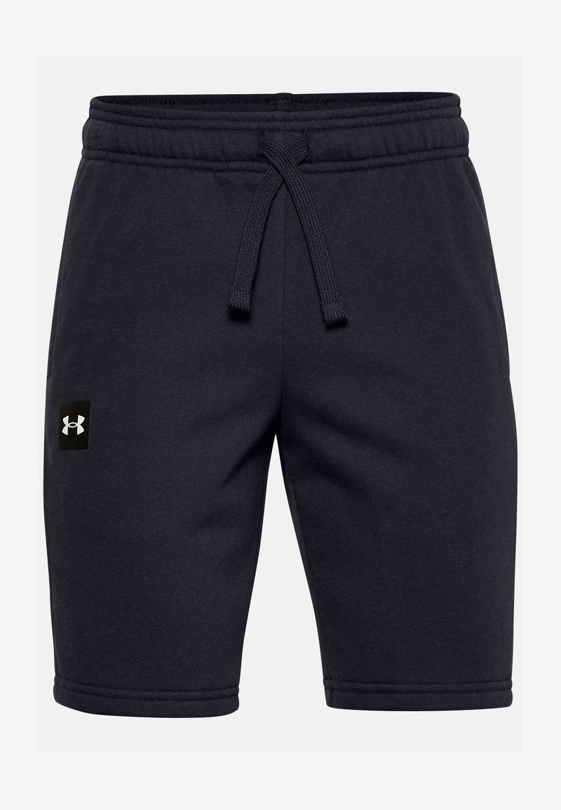 Under Armour - RIVAL - Sports shorts - black