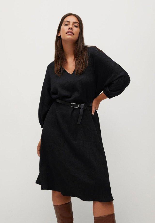 BROWNIE - Korte jurk - black