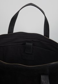 Zign - LEATHER - Aktovka - black - 5