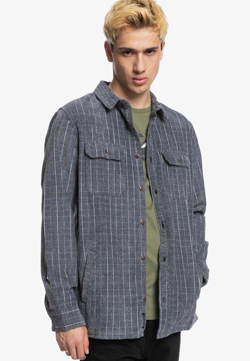 Quiksilver - LEWINS  - Shirt - tarmac