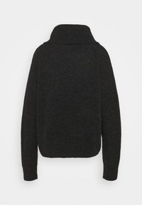 ARKET - TURTLENECK JUMPER - Jumper - grey dark - 1