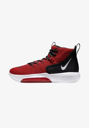 ZOOM RIZE TB - Basketball shoes - university red/black/white