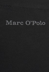 Marc O'Polo - LONG SLEEVE ROUND NECK - Long sleeved top - black - 2