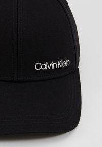 Calvin Klein - SIDE LOGO - Cappellino - black - 6