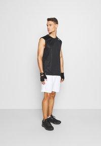 adidas Performance - Sports shirt - black - 1