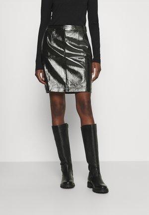 DIANNA SKIRT - A-line skirt - black