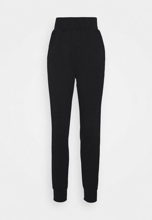 MIKA PANTS - Tracksuit bottoms - black beauty