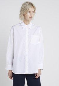 Filippa K - SAMMY - Button-down blouse - white - 0