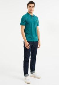 WE Fashion - Poloshirt - green - 1