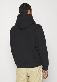adidas Originals - HOODY UNISEX - Sweatshirt - black - 2