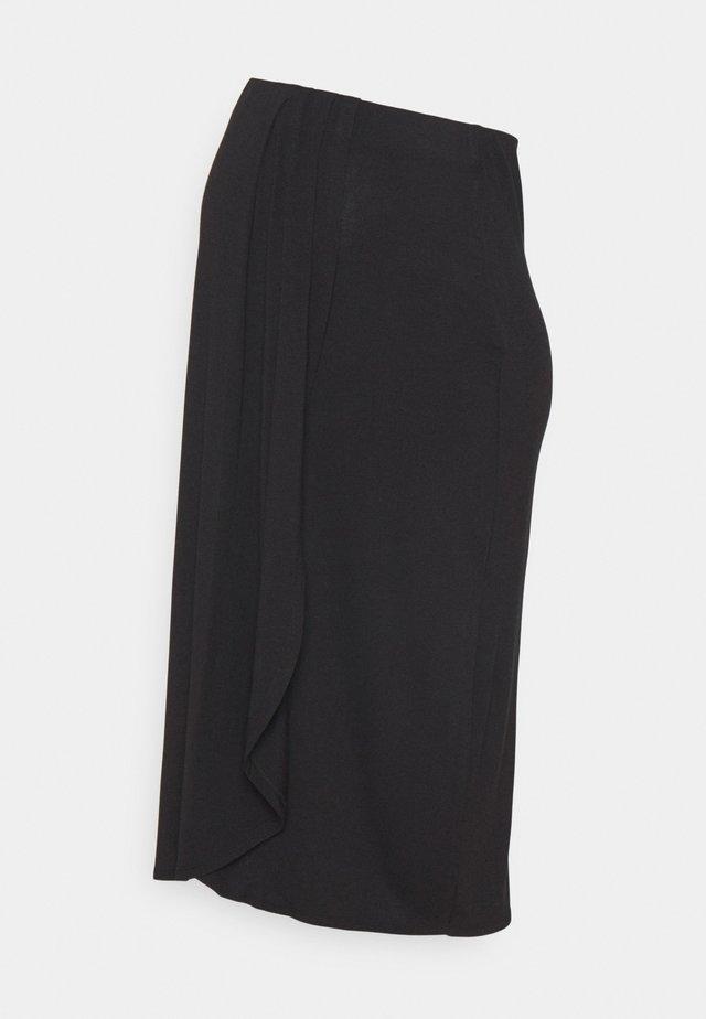 PCMNEORA SKIRT - Blyantnederdel / pencil skirts - black