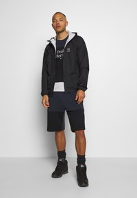 Haglöfs - PROOF MULTI JACKET MEN - Hardshell jacket - true black - 1