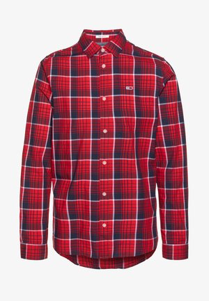 Camisa - racing red/multi-coloured