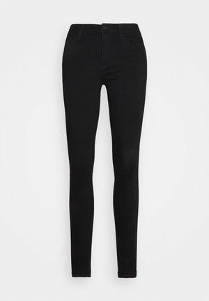 5 TASCHE - Jeans Skinny Fit - black denim