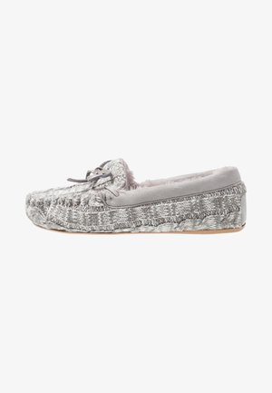 LOAFER - Slippers - grey