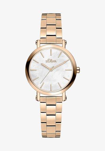 Watch - light pink
