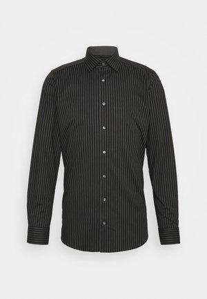 LEVEL - Formal shirt - schwarz
