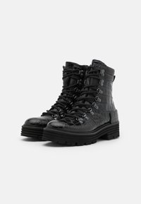 Kennel + Schmenger - ELA - Platform ankle boots - schwarz - 2
